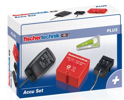 Fischertechnik-34969-Plus-Accu Set