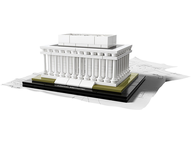 LEGO-21022-Architecture-Lincoln Memorial