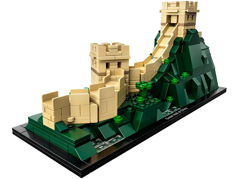 LEGO-21041-Architecture-Great Wall of China