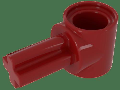6167939 ⭐ ⭐ 5 x Nuevo Lego 22961 Eje Y Pin conector Hub con 1 ejes-Rojo
