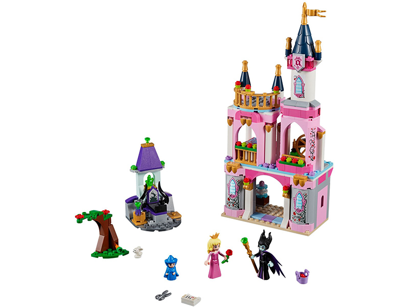 LEGO-41152-Disney Princess-Sleeping Beauty's Fairytale Castle