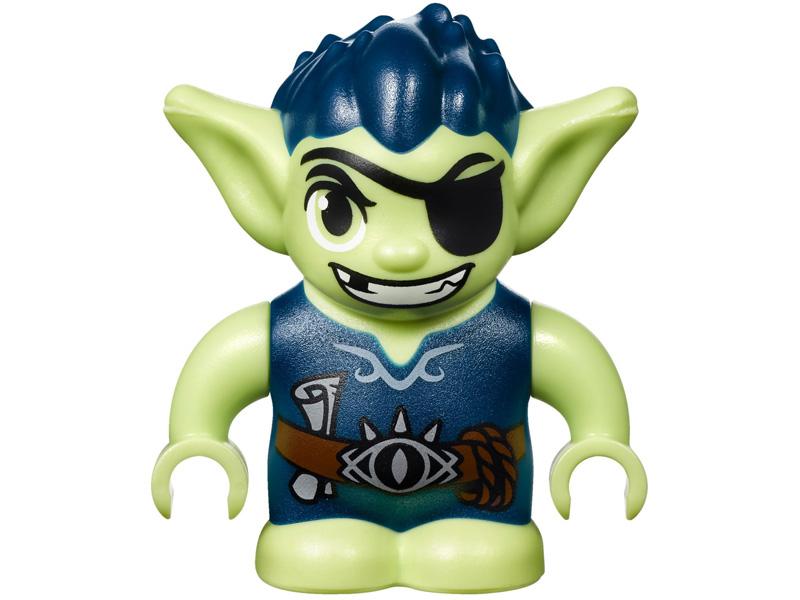 Lego Mini Figure Elves Dukelin Goblin from Set 41184 New