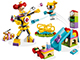 LEGO-41287-Powerpuff Girls-Bubbles' Playground Showdown