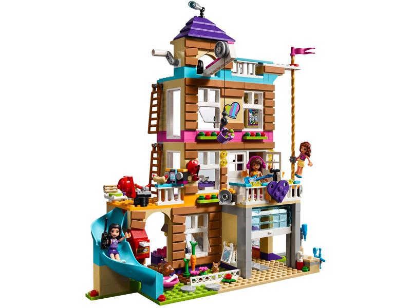 Lego Friends Casa De Olivia Instrucciones Tienda Online De Zapatos Ropa Y Complementos De Marca