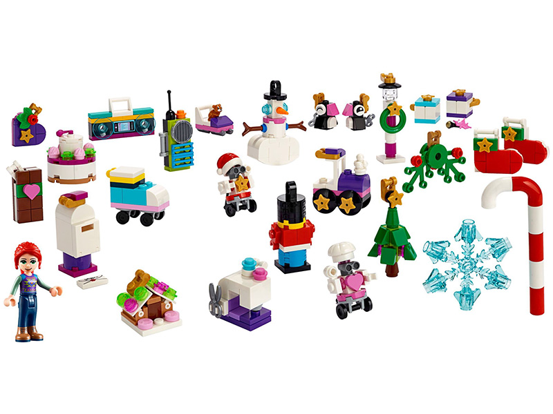 LEGO-41382-Friends-LEGO® Friends Advent Calendar