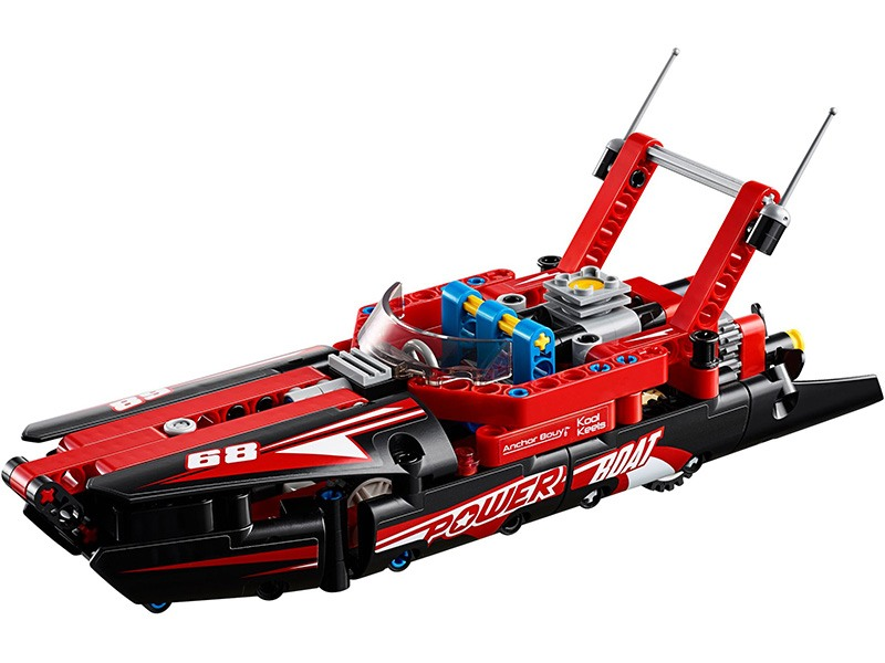 LEGO-42089-Technic-Power Boat