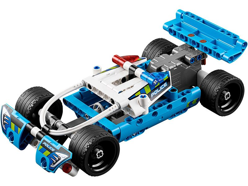 LEGO-42091-Technic-Police Pursuit