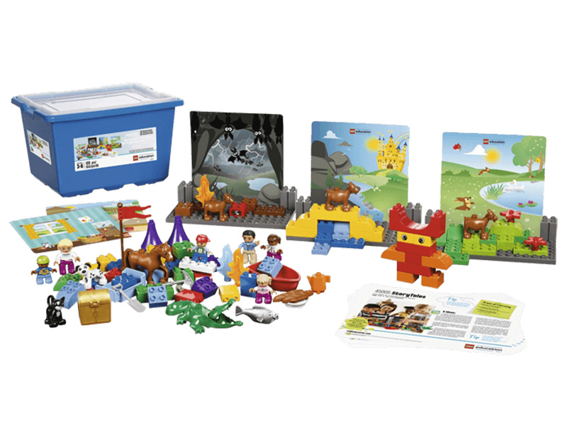 LEGO Education-45005-Creative Building-StoryTales