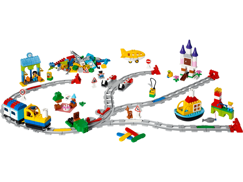 LEGO Education-45025-Machines&Mechanisms-Coding Express
