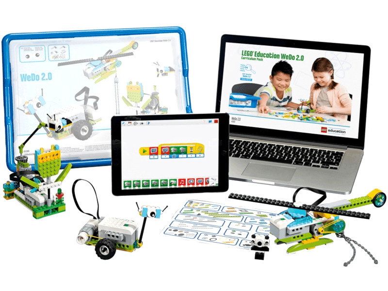 LEGO Education-45300-WeDo 2.0-WeDo 2.0 Core Set
