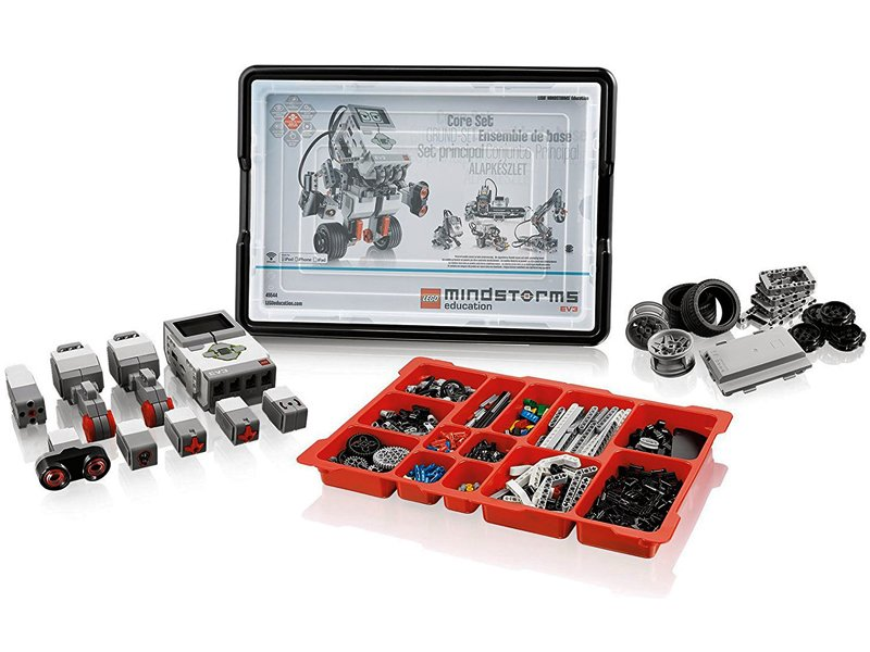 LEGO Education-45544-EV3-EV3 Education Core Set