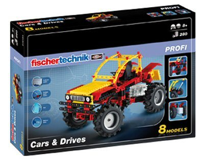 Fischertechnik-516184-Profi-Cars & Drives