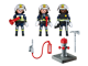 PLAYMOBIL-5366-CITY ACTION-Fire Rescue Crew