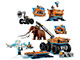 LEGO-60195-City-Arctic Mobile Exploration Base