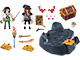 PLAYMOBIL-6683-Pirates-Pirate Treasure Hideout