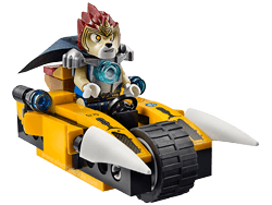 LEGO-70010-Legends of Chima-The Lion CHI Temple