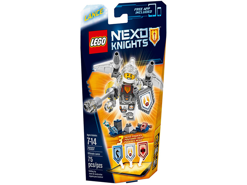 LEGO NEXO KNIGHTS - 70337 - Lance ULTIMATE