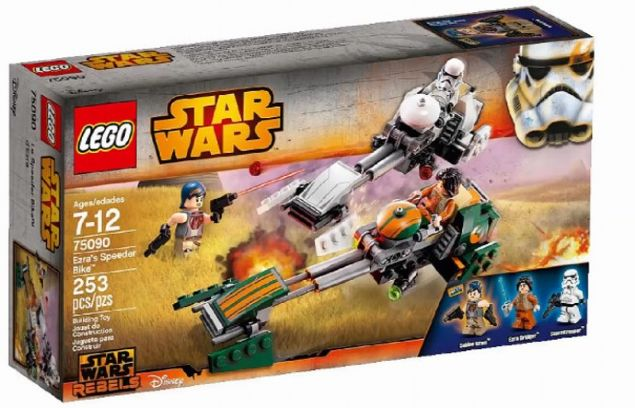 LEGO Star Wars - 75090 - Speeder Bike de Ezra