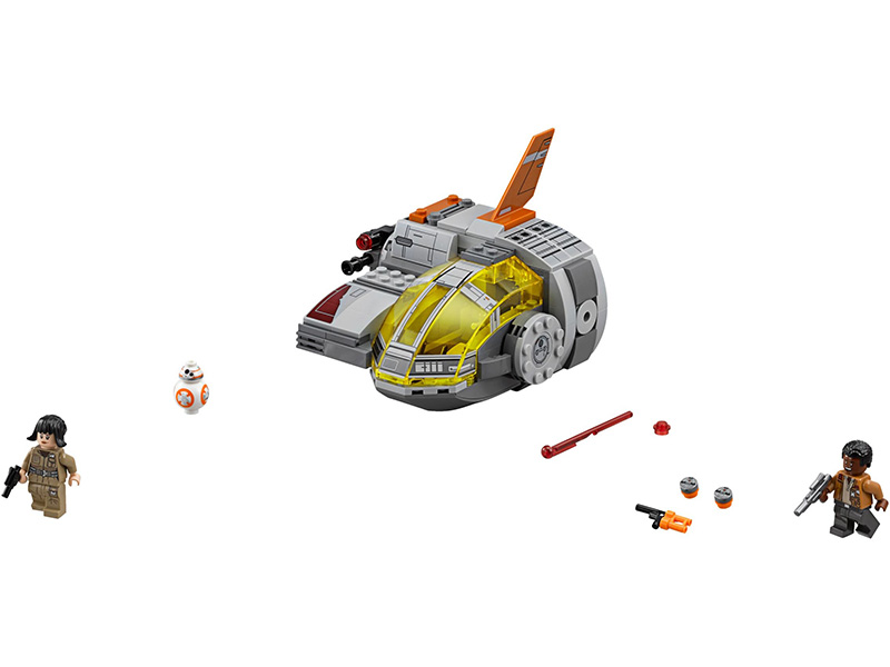 LEGO-6175742-75176-1-LEGO Star Wars - 75176 - Resistance Transport Pod™
