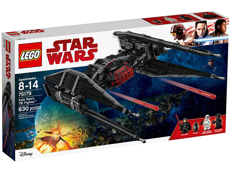 LEGO Star Wars - 75179 - Kylo Ren's TIE Fighter™