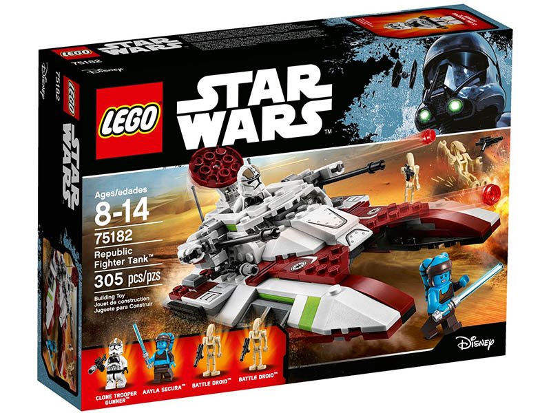 LEGO Star Wars - 75182 - Republic Fighter Tank™