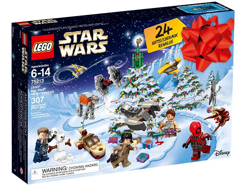 LEGO-75213-Star Wars-Calendario de Adviento LEGO® Star Wars™