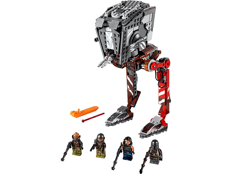LEGO-75254-Star Wars-AT-ST™ Raider