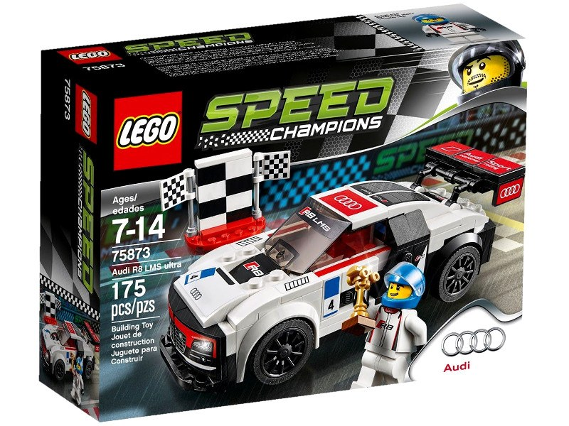 Lego speed champions 75873 audi r8 lms ultra 10