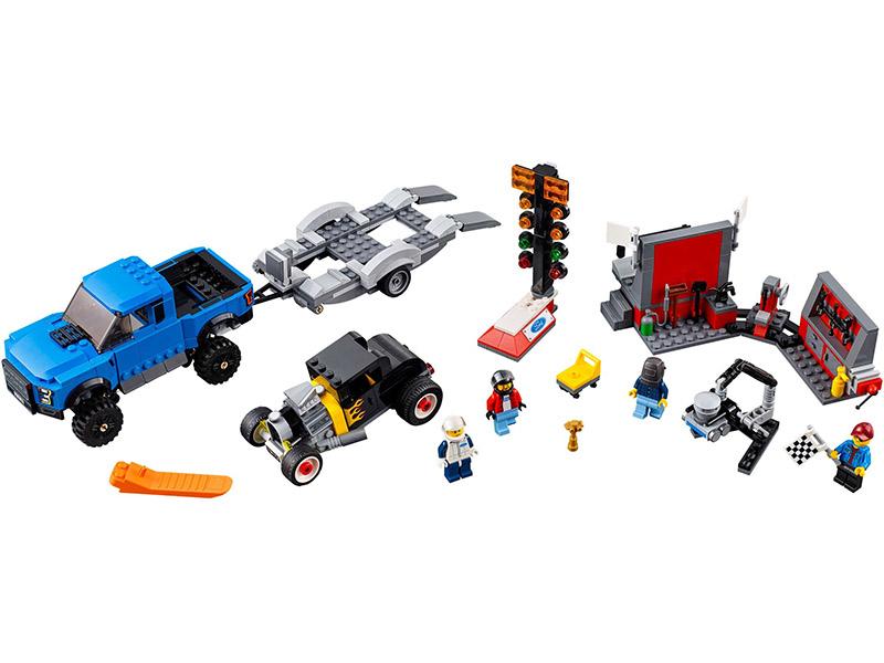 Welder Speed Champions 75875 New Genuine LEGO Mechanic