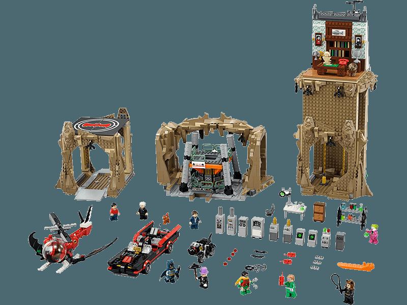 Lego 6137781 76052 1 Super Heroes Dc Comics Batman Classic Tv