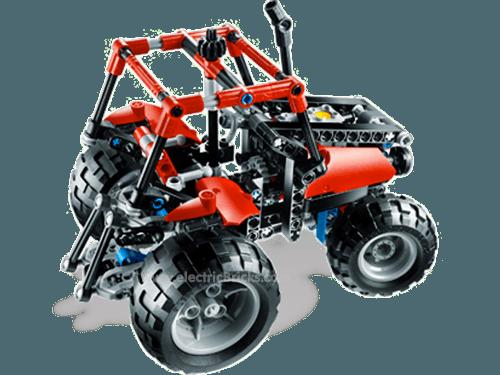 lego 4559145 8048 1 technic buggy. Black Bedroom Furniture Sets. Home Design Ideas