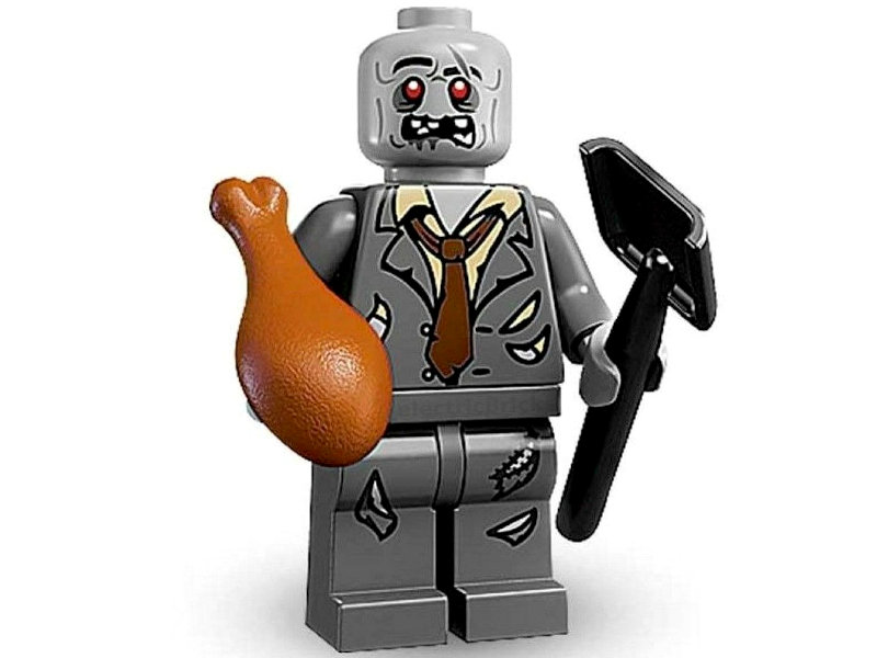 LEGO-8683/6-Other-8683/6 Zombie