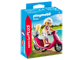 PLAYMOBIL-9084-SPECIAL PLUS-Beachgoer with Scooter