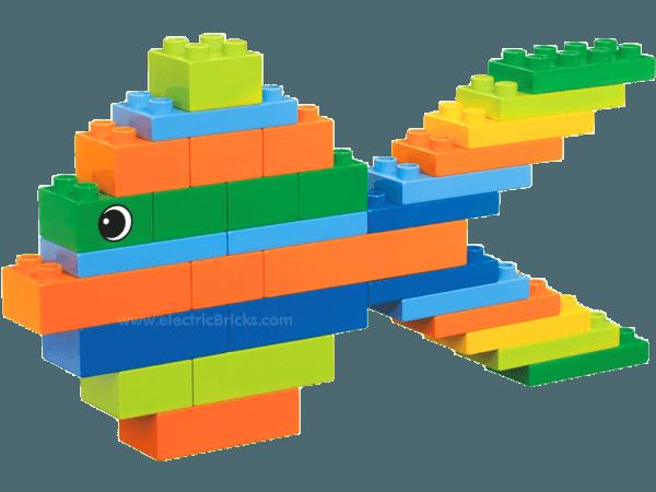 Lego education 9090 conjunto gigante duplo lego education - Construcciones de lego para ninos ...