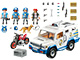 PLAYMOBIL-9371-CITY ACTION-Police Money Transporter