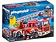 PLAYMOBIL-9463-CITY ACTION-Fire Ladder Unit
