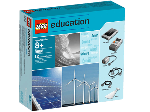 LEGO Education-9688-Ciencia Tecnologia-Energias Renovables