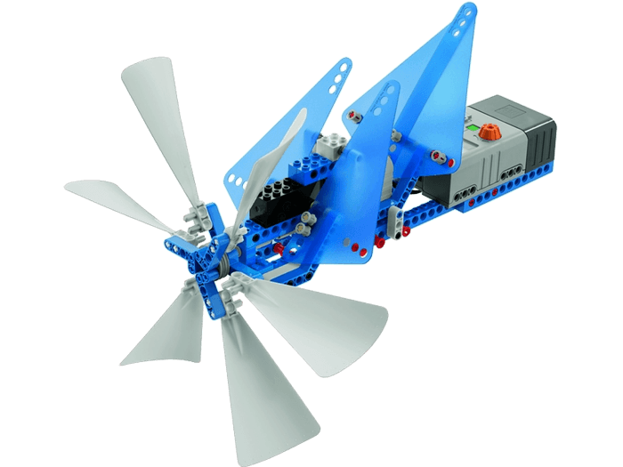 9688 Renewable Energy Add On Set Lego Education Lego
