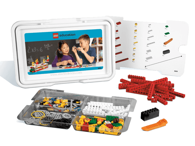 LEGO Education-9689-Primary-9689 Simple Machines Set