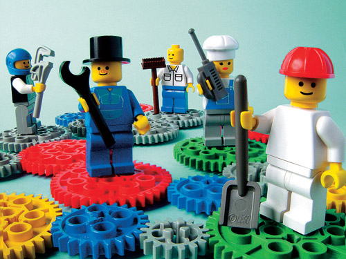 LEGO-ActCoach-Activities-Coaching Activities for Enterprises