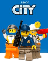 Revista LEGO CITY