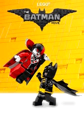 Revista LEGO Batman Movie