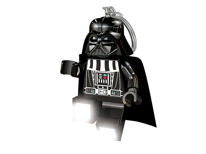 LEGO-LGL-KE7-Keychain-Key Light Lego Star Wars Darth Vader