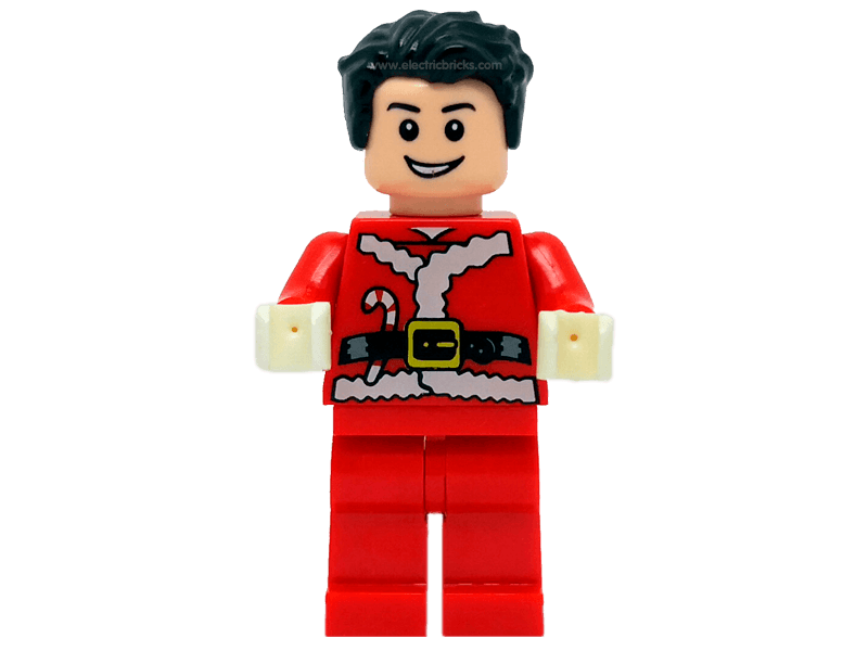 Compatible-MinNavi-Community-Man with Christmas Costume