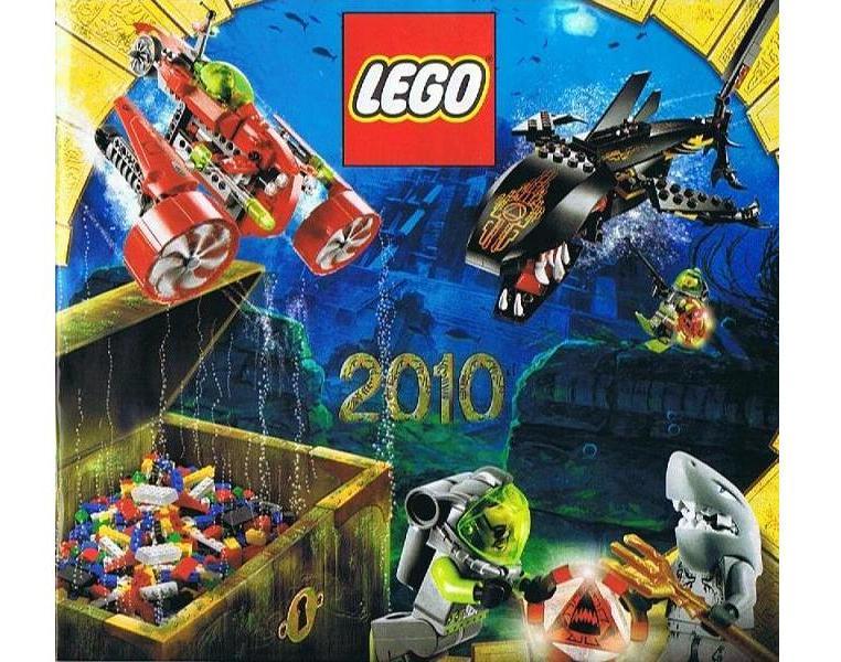catalogo lego iberia 2010