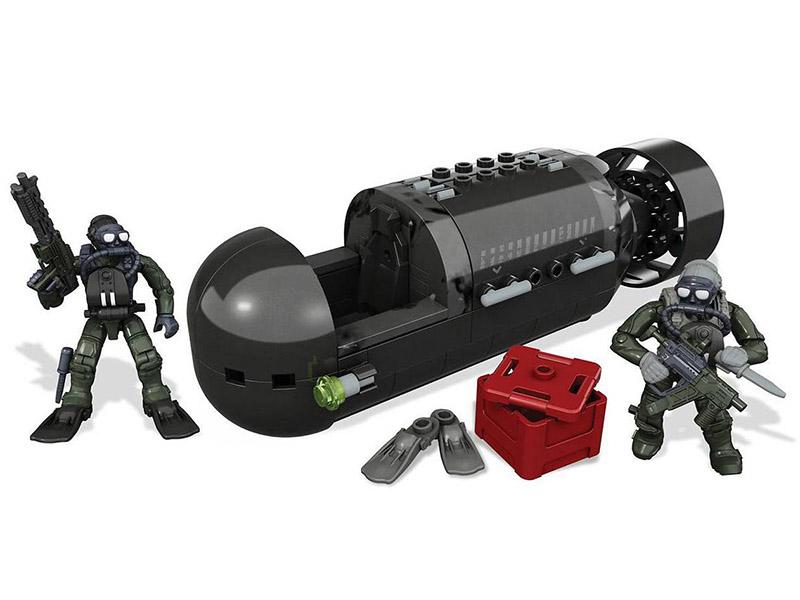 Mega Bloks Pack Medieval Armas para LEGO Brickarms
