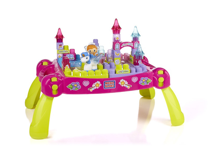 Mega Bloks-CXP12-Basics-Lil' Princess world