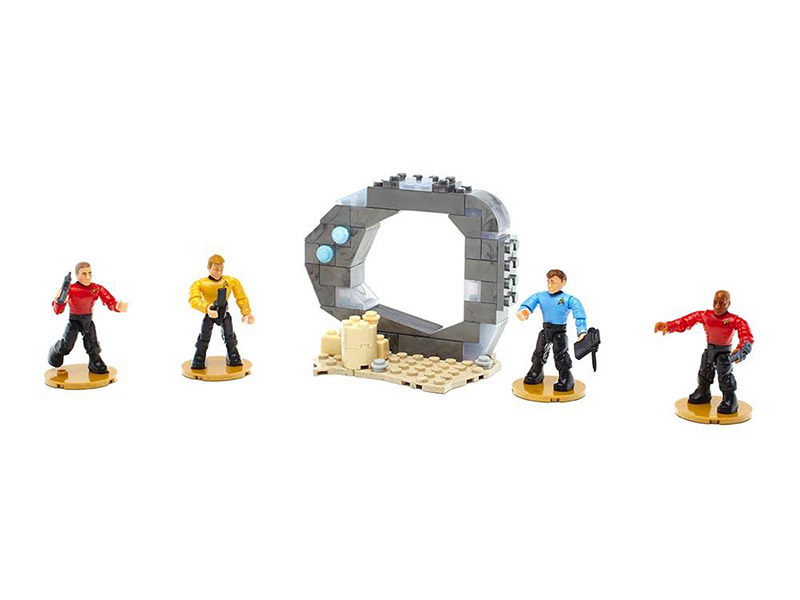 Mega Bloks-DPH79-Star Trek-Guardian of Forever