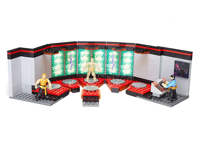 Mega Bloks-DPH81-Star Trek-Transporter Room