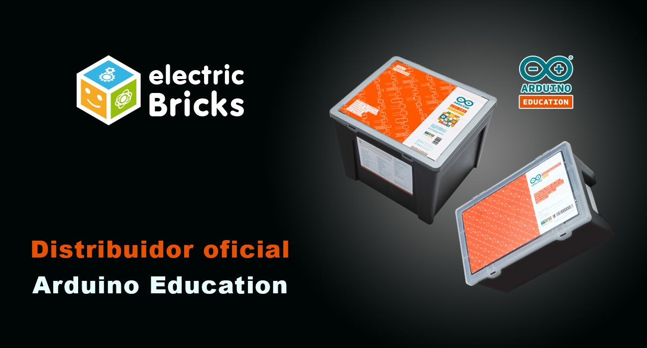 ¡Arduino Education en electricBricks!